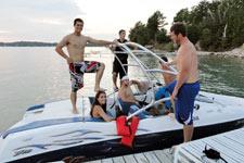 Marinas and Boat Rentals Near Torch Lake