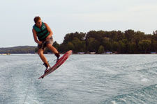 Water Activities on Torch Lake