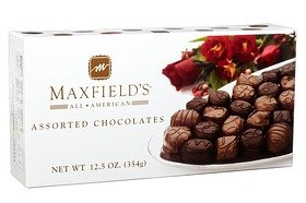 Box of Maxfield's Chocolates