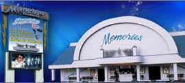 Memories Theater in Pigeon Forge TN
