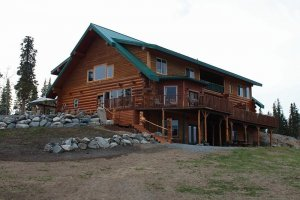 Crooked Creek Retreat lodge