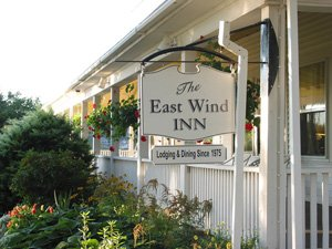 East Wind Inn sign