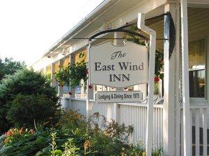 East Wind Inn sign
