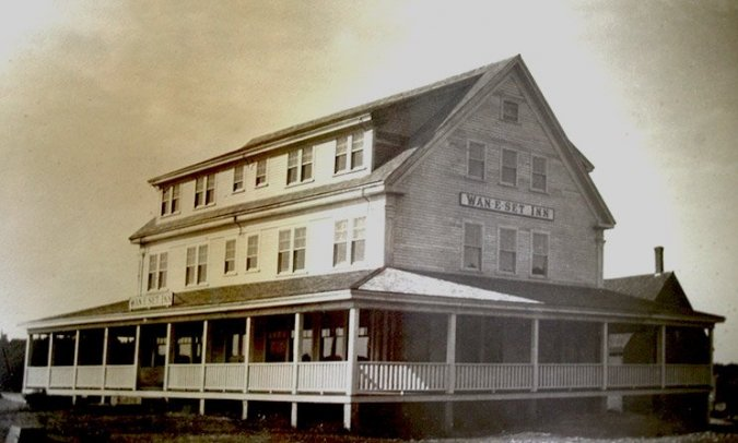 East Wind Inn historic photo