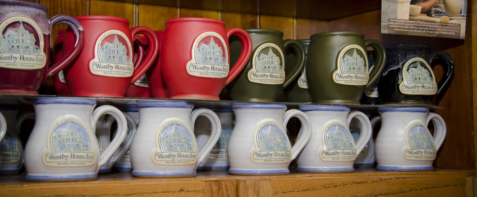 Westby Hosue Mugs