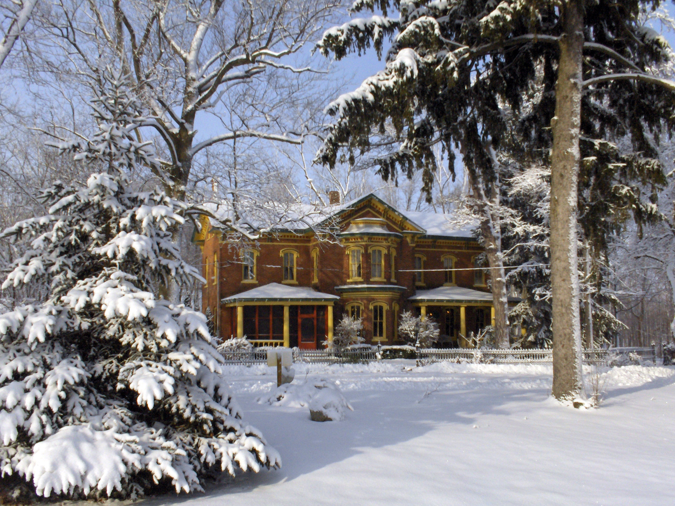 kimmell house inn bed and breakfast photo gallery
