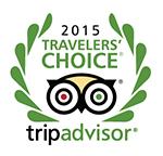 Trip Advisor, Top 25 travelers choice