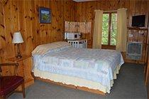 Kinsman Motel Room