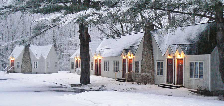 Gilcrest Cottages And Motel In The White Mountains Of New Hampshire