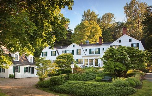rich history at Garden Gables in Lenox, MA