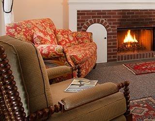 McIntosh Cottage Room 16 at Garden Gables Inn in Lenox, MA