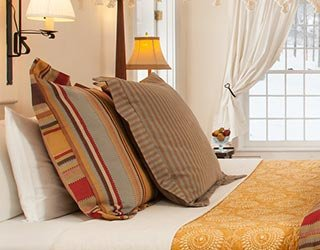 Honey Crisp Cottage Room 17 at Garden Gables Inn in Lenox, MA