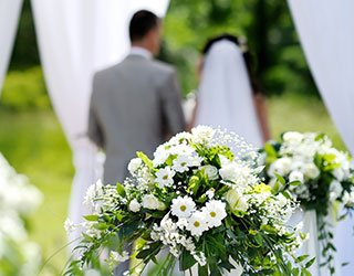 Weddings at Garden Gables Inn
