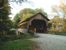 Covered Bridge Tour in Ashtabula County - Photo by Don
