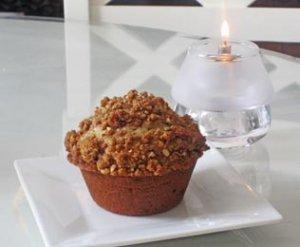 Breakfast Muffin at Bella Teresina Inn
