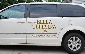 Winery Shuttle Service at Bella Teresina