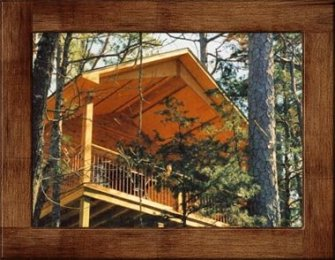Treehouse Cabin at Eureka Sunset - Eureka Springs, AR