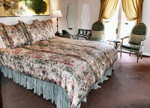 The Bordeaux House Bed and Breakfast in Yountville, Napa Valley