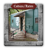 Cabins and Rates at Country Woods Inn