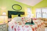 The Cottage Room at High Meadows Vineyard Inn in Scottsville, Virginia