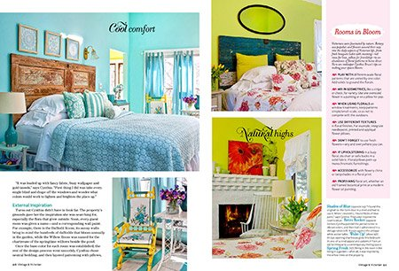 Page Four Vintage and Victorian Magazine Fall 2012