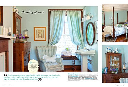 Page Five Vintage and Victorian Magazine Fall 2012