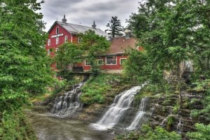 Historic Clifton Mill Near Hearthstone Inn & Suites