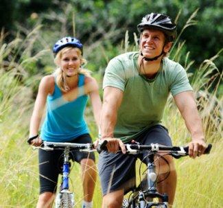 Bike Trails in Ohio Near Hearthstone Inn & Suites