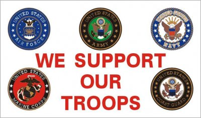 Hearthstone Inn supports US troops