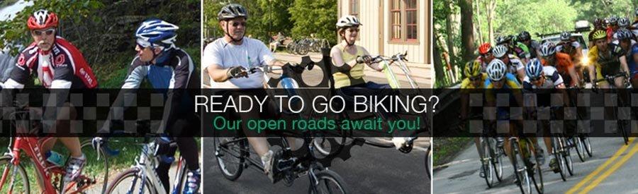 ready to go biking in Ohio ?