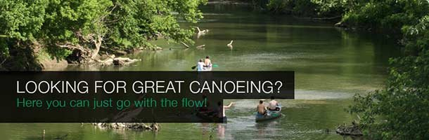 great canoeing