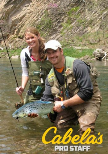 Smoke Hole Outfitters Owners Josh and Rachelle Hedrick