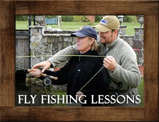 Smoke Hole Outfitters Fly Fishing Lessons