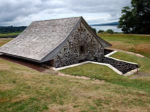 Fort Anne near Nova Scotia