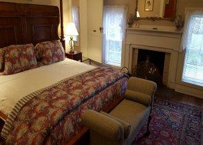 Room at York House in Rabun Gap, Georgia