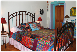 Miss Medley's Suite at Duquesne House in Patagonia, Arizona
