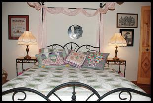 Marguerite's Suite at Duquesne House in Patagonia, Arizona