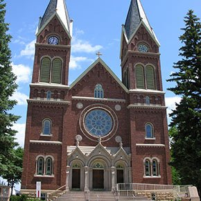cathedral in South Dakota