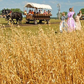 Laura Ingalls Wilder South Dakota