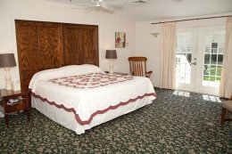 room in Night Swan bed and breakfast in New Smyrna Beach, Florida