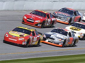 NASCAR near By U.S. Air Force photo by Larry McTighe [Public domain], via Wikimedia Commons