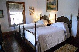 Regatta Room at Night Swan Inn in New Smyrna Beach, Florida