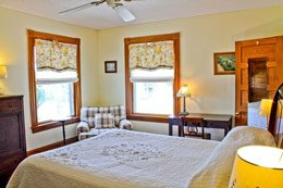river breeze south room in Night Swan bed and breakfast in New Smyrna Beach, Florida