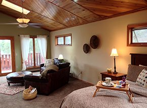 Swan Hill Bed and Breakfast in Polson, Montana