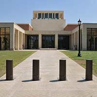 George W Bush Presidential Library near the North Texas Area Bed and Breakfast Photo by J. P. FagerbackAssociation