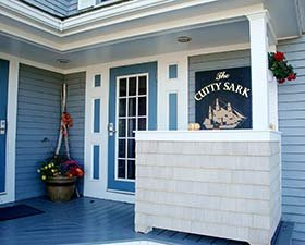 Cutty Sark Motel in York Beach, Maine