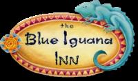 Blue Iguana Inn Logo