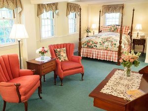 lafayette room at Adair Inn in Bethlehem, New Hampshire