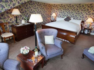kinsman suite at Adair Country Inn in Bethlehem, New Hampshire