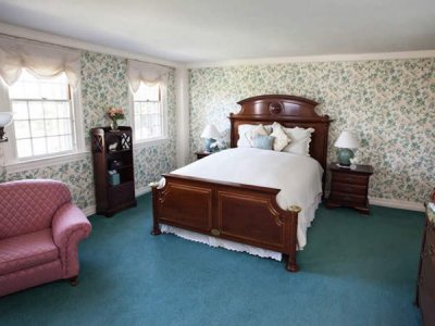 waterford room at Adair Country Inn in Bethlehem, New Hampshire
